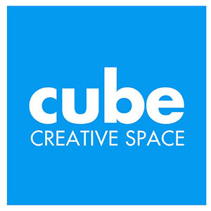 Cube Creative Space's Logo